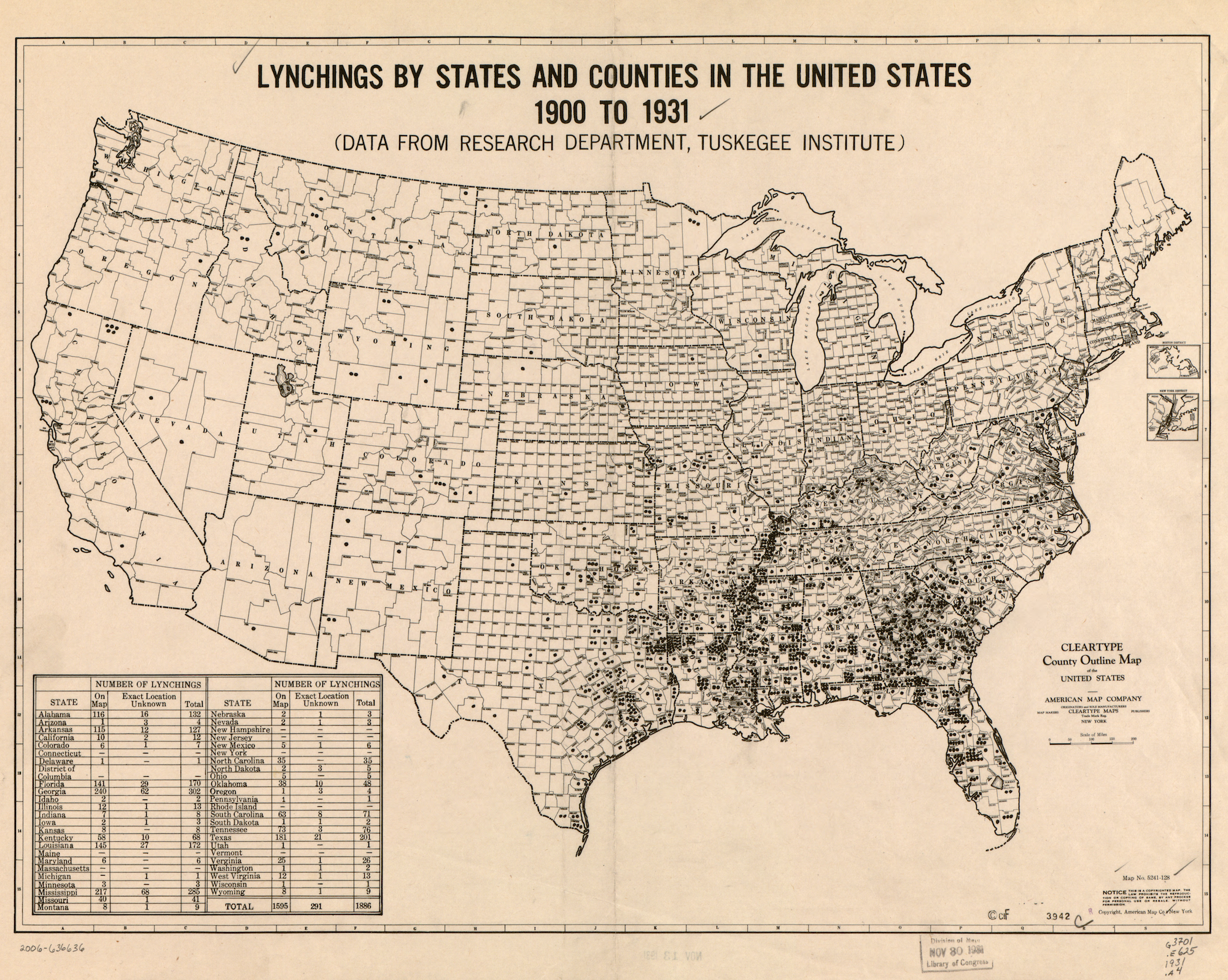 The Journal Of Southern Religion Lynching Visualization And - Us counties by religion