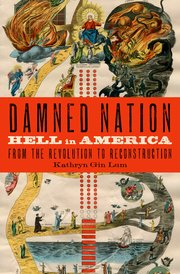 Damned Nation Cover